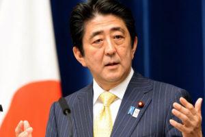 Shinzo Abe admiró a Perú