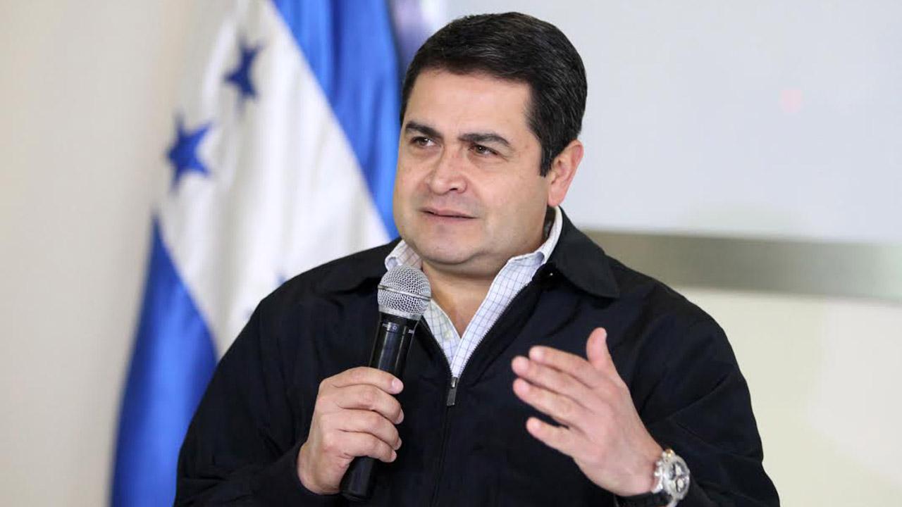 Juan Orlando Hernández visitará la nación