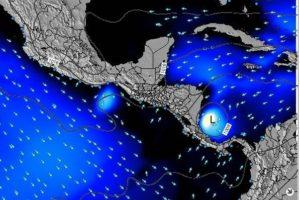 Panamá, Costa Rica y Nicaragua entraron en estado de alerta e iniciaron evacuaciones
