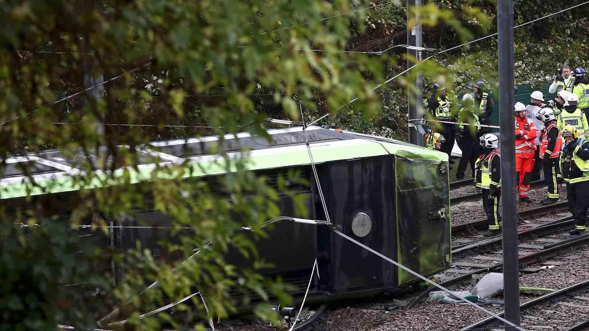 El hecho ocurrió en el barrio de Croydon, en el sur de Londres, donde se contabilizan hasta el momento unas 50 personas heridas