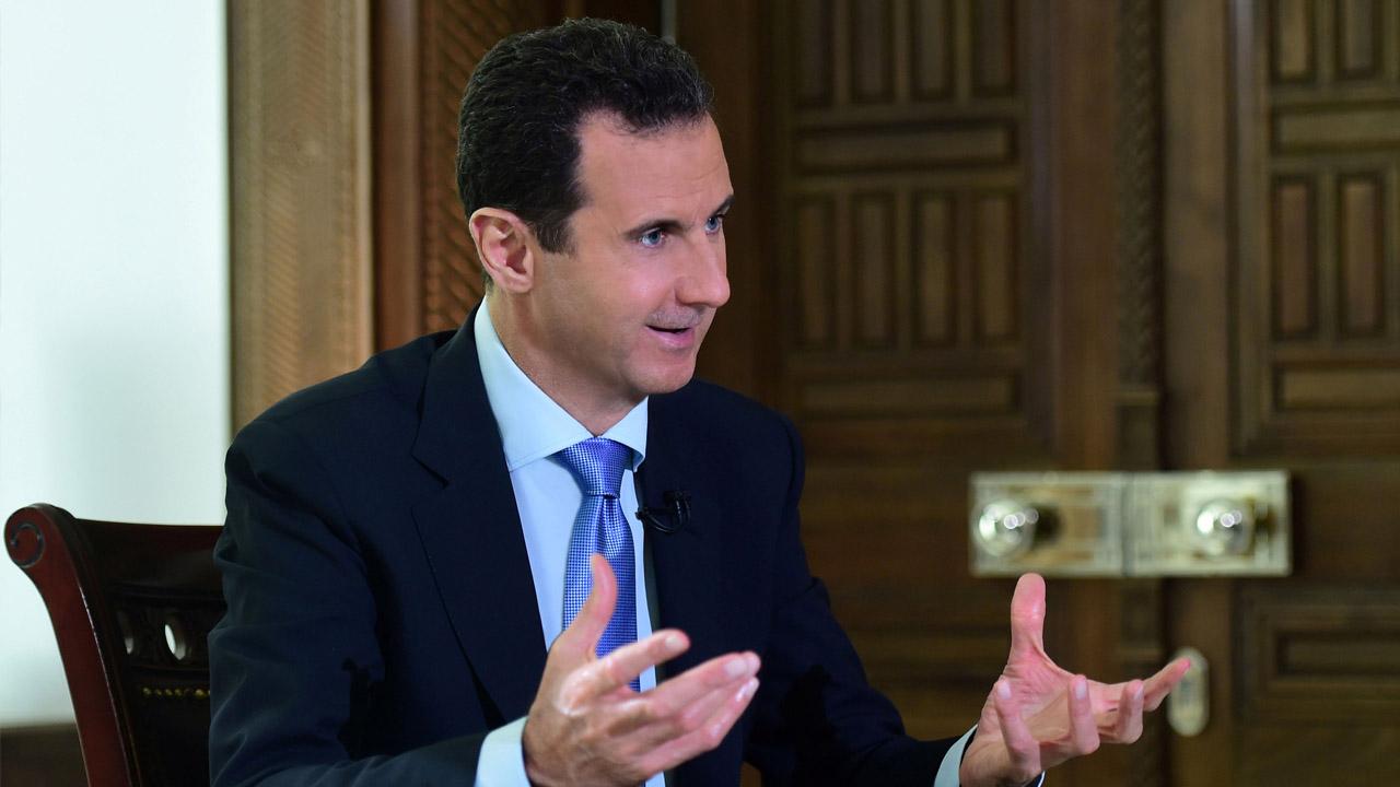 El presidente de Siria detalló, a través de la televisión local, el fin de la opresión sufrida a manos de los rebeldes