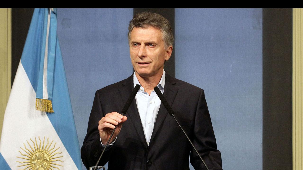 Mauricio Macri, anuncia esta medida ante el avance del narcotráfico y el creciente consumo de drogas en el país