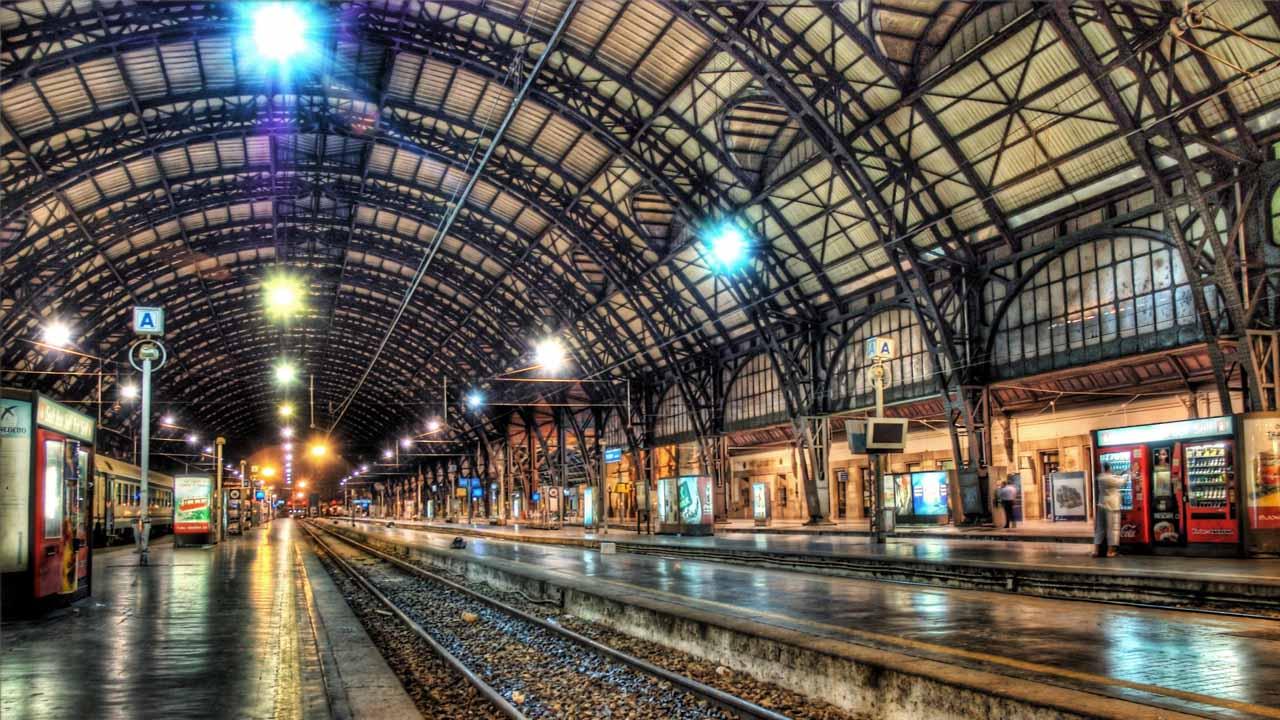 Luego que un hombre diera una amenaza terroristas, las autoridades de Moscú procedieron a desalojar una estación de trenes