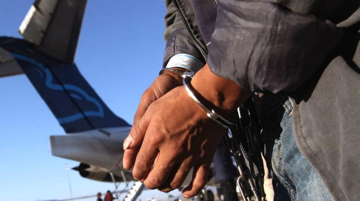 Las autoridades de Honduras decidieron enviar al sujeto a Estados Unidos