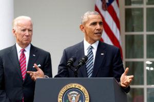 El actual vicepresidente de los Estados Unidos anunció sus planes de postularse como candidato presidencial para las elecciones de 2020