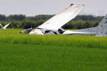 Un español perdió la vida luego que su aeroplano se precipitara contra el suelo causando una explosión