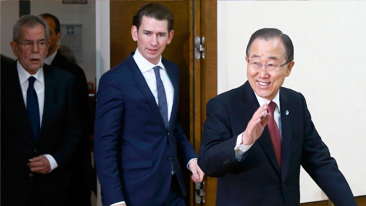 Un grupo parlamentario le hizo una invitación al ex líder la ONU para que se uniera a su partido y ser su candidato para gobernar Corea del Sur