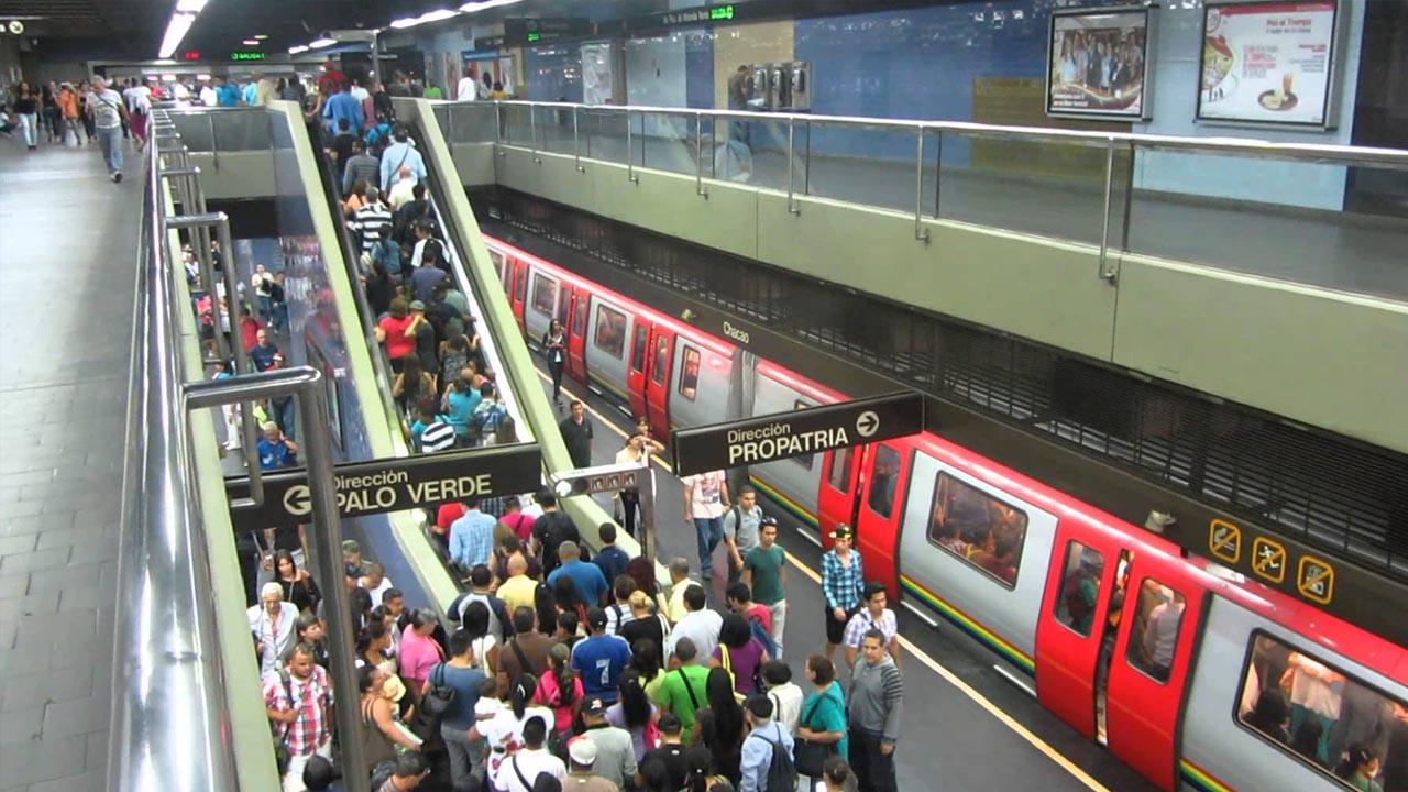 Metro de Caracas continuará este sábado con el mantenimiento en la Línea 1