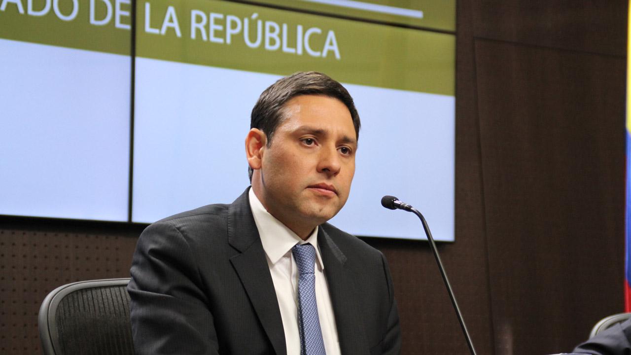 El presidente del ente, Mauricio Lizcano, solicitó al Gobierno colombiano las radicaciones para la implementación de los acuerdos de paz