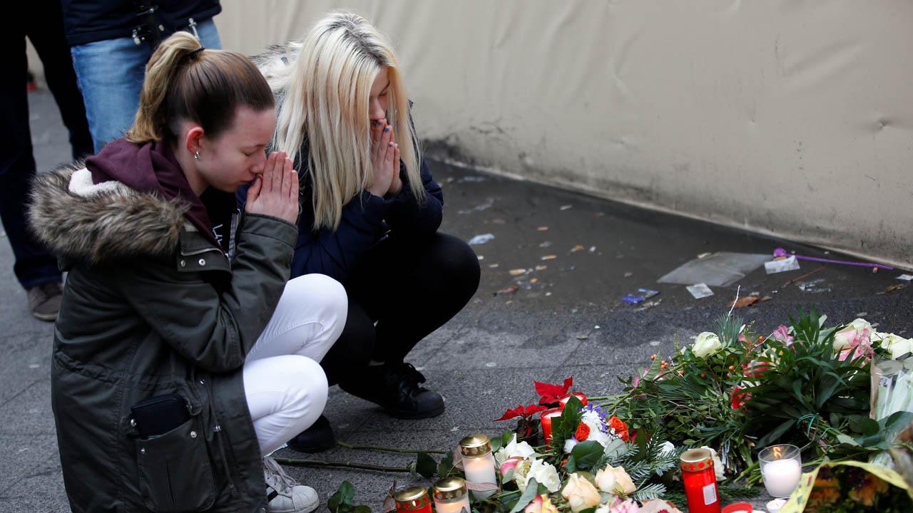 El fiscal general del Estado de Alemania, asegura que de acuerdo al modus operandi el atentado podría vincularse con islamistas