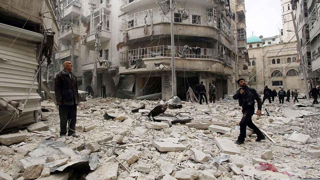 Los rebeldes y las tropas del gobierno Sirio dejarán la ciudad en pocas horas