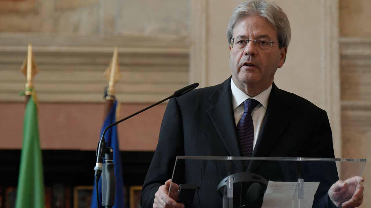 El presidente italiano Sergio Mattarella, escogió este domingo al ex ministro del Exterior para el cargo