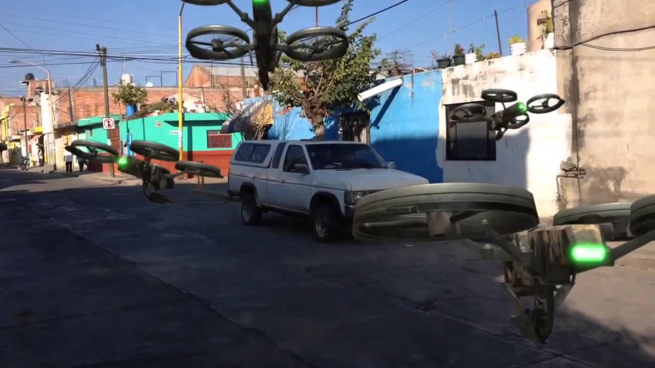 La empresa de localización de automóviles robados, LoJack, utilizará drones para prevenir la desmantelación de las unidades
