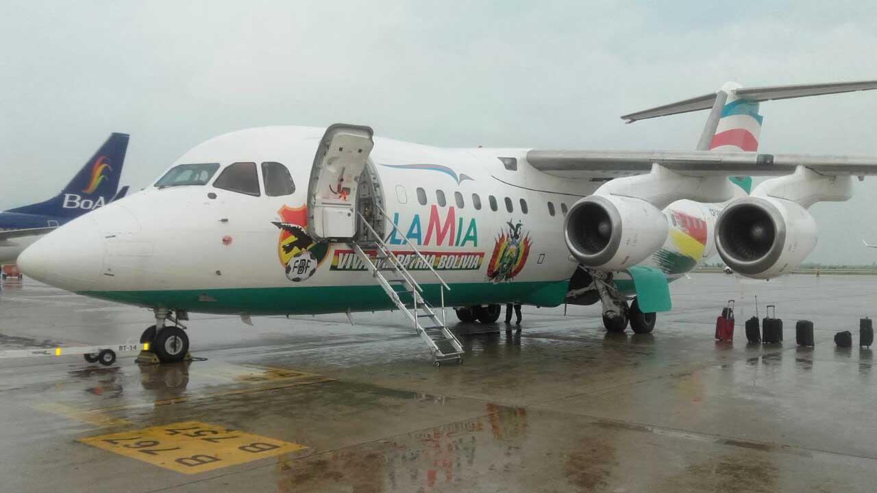 Sobre el vuelo 2933 que trasladaba al equipo de fútbol brasileño Chapecoense