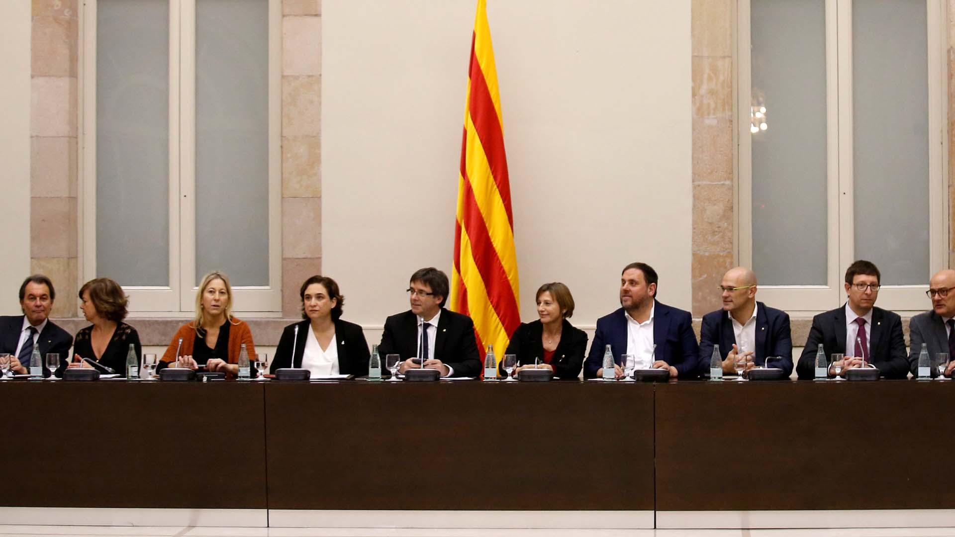 La región española buscará en 2017 un cambio legal que permita un referéndum para su independencia
