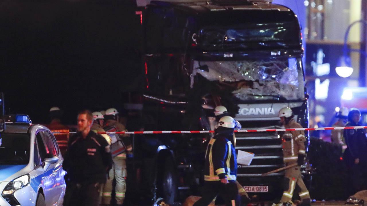 Más de nueve personas fallecieron en el atentado