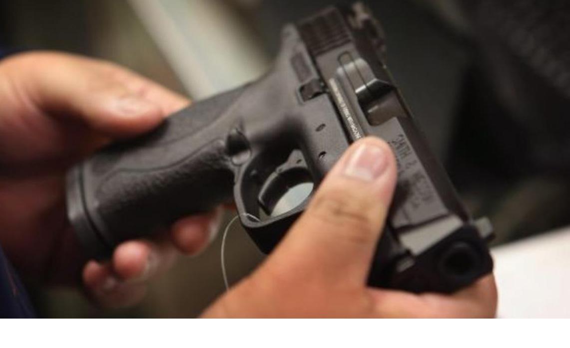 Cálculos oficiales registran más de cuatro millones de armas ilegales en el país entre las que se incluyen las usadas para defensa personal