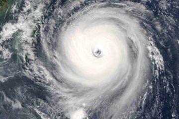 El servicio meteorológico espera que el próximo lunes los fuertes vientos lleguen a Manila