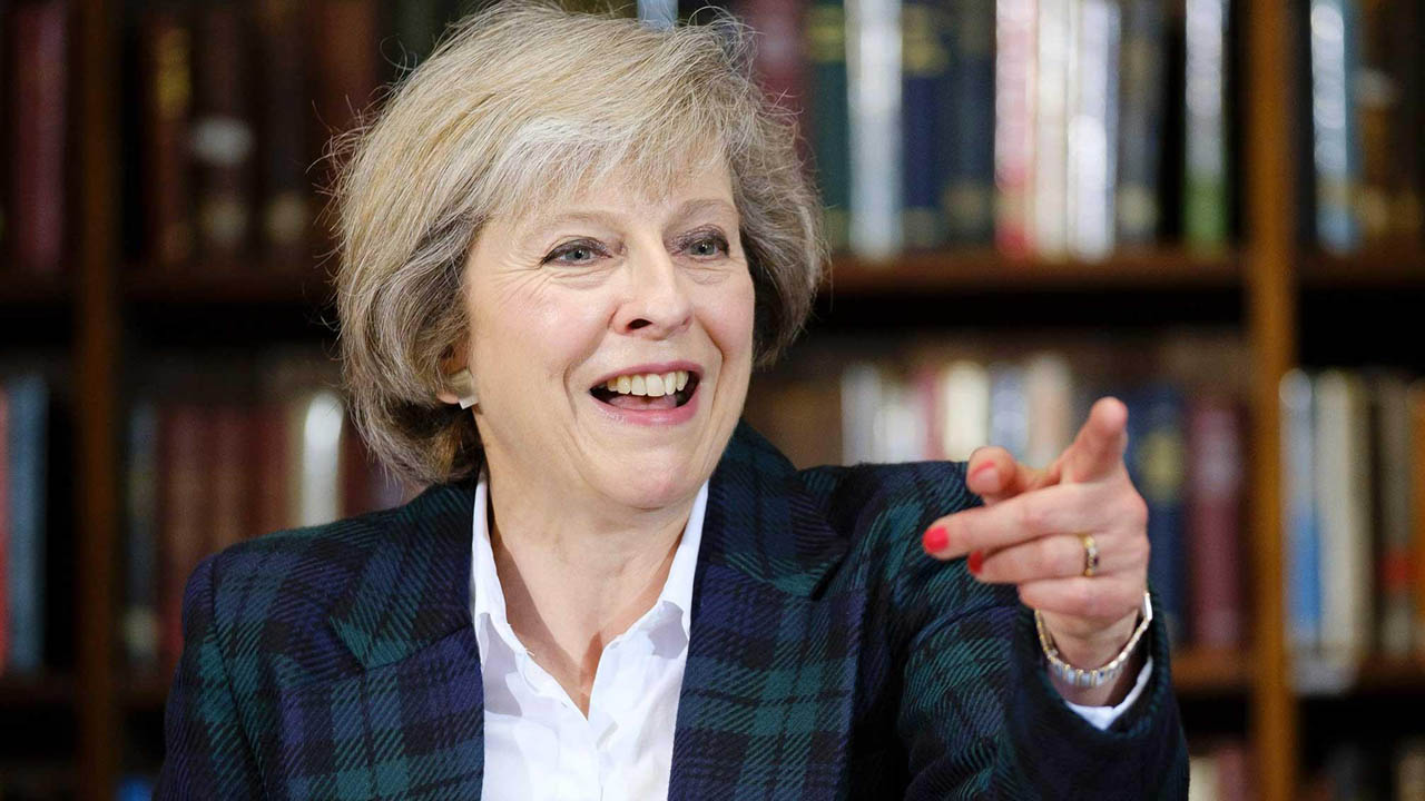 Theresa May confía en su Parlamento