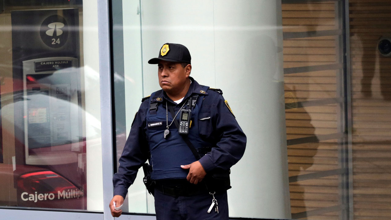 El enfrentamiento se produjo luego de que los sujetos armados empezaran a disparar contra una patrulla policial