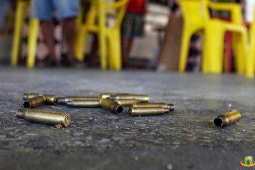 Con granadas y armas largas los delincuentes atacaron a los funcionarios