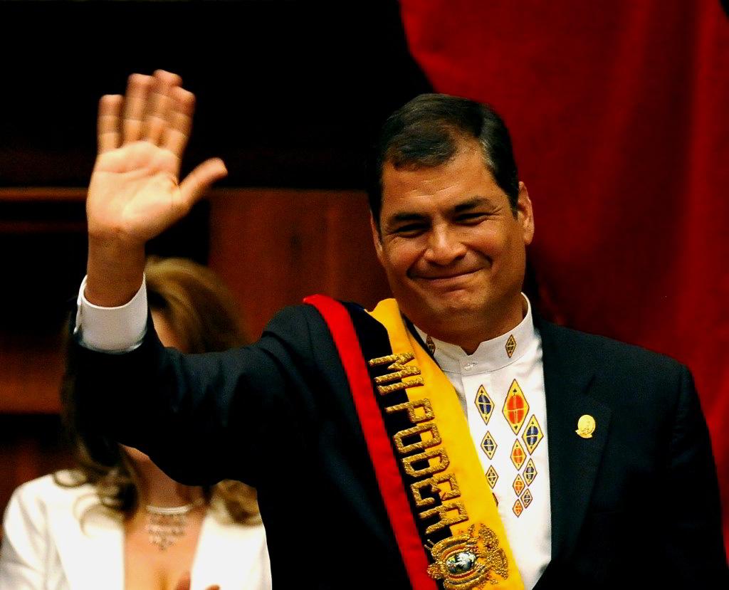 Ocho postulantes pretenden ser el sucesor de Rafael Correa