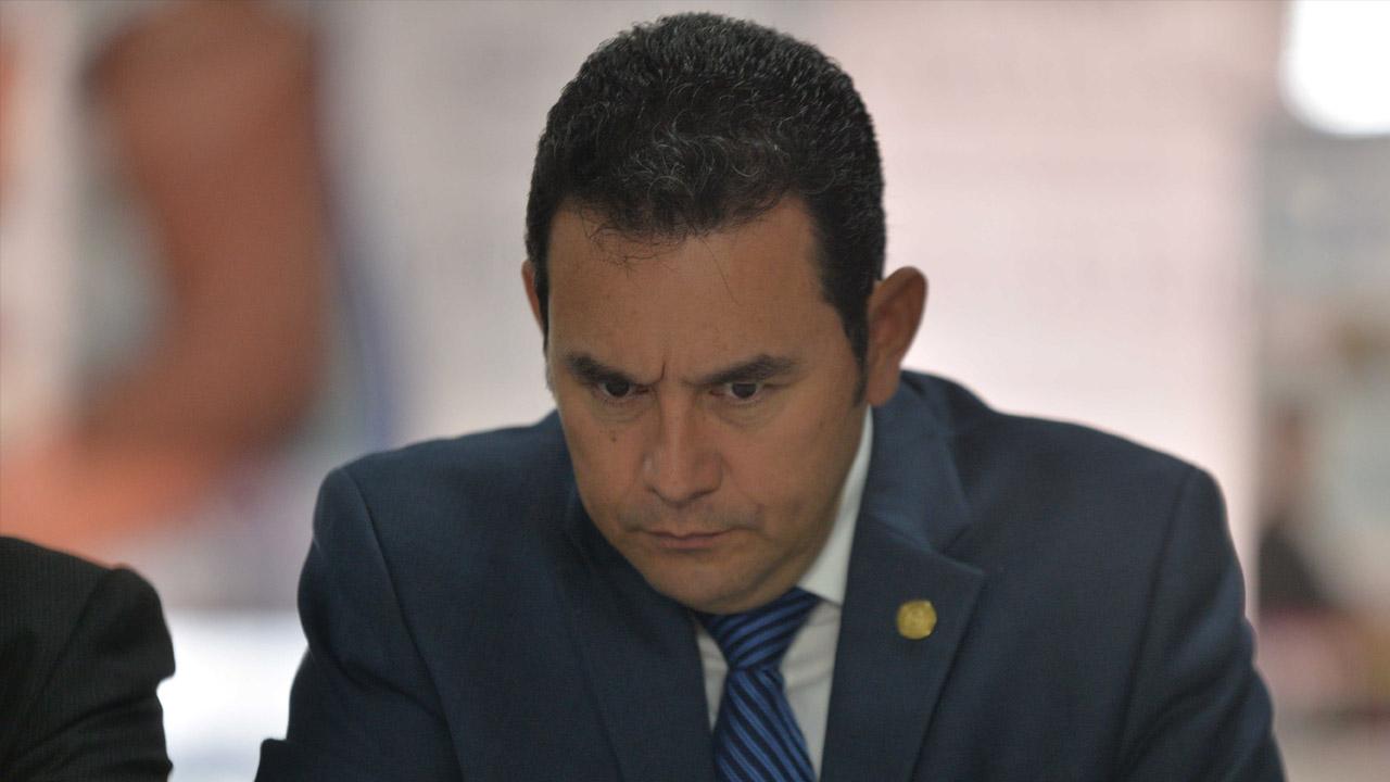 El hijo y hermano del presidente de Guatemala fueron juzgados por caso de compras fraudulentas y servicios inexistentes