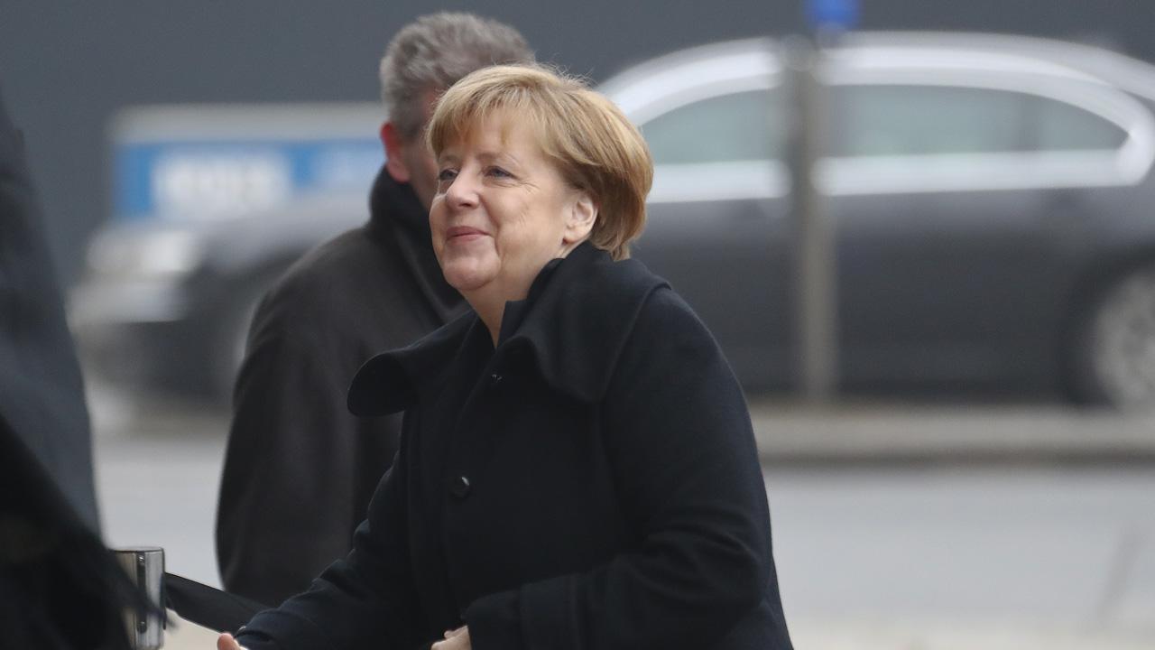La canciller alemana fue escogida por la Unión Cristianodemócrata en la región de Pomerania Occidental para las elecciones generales