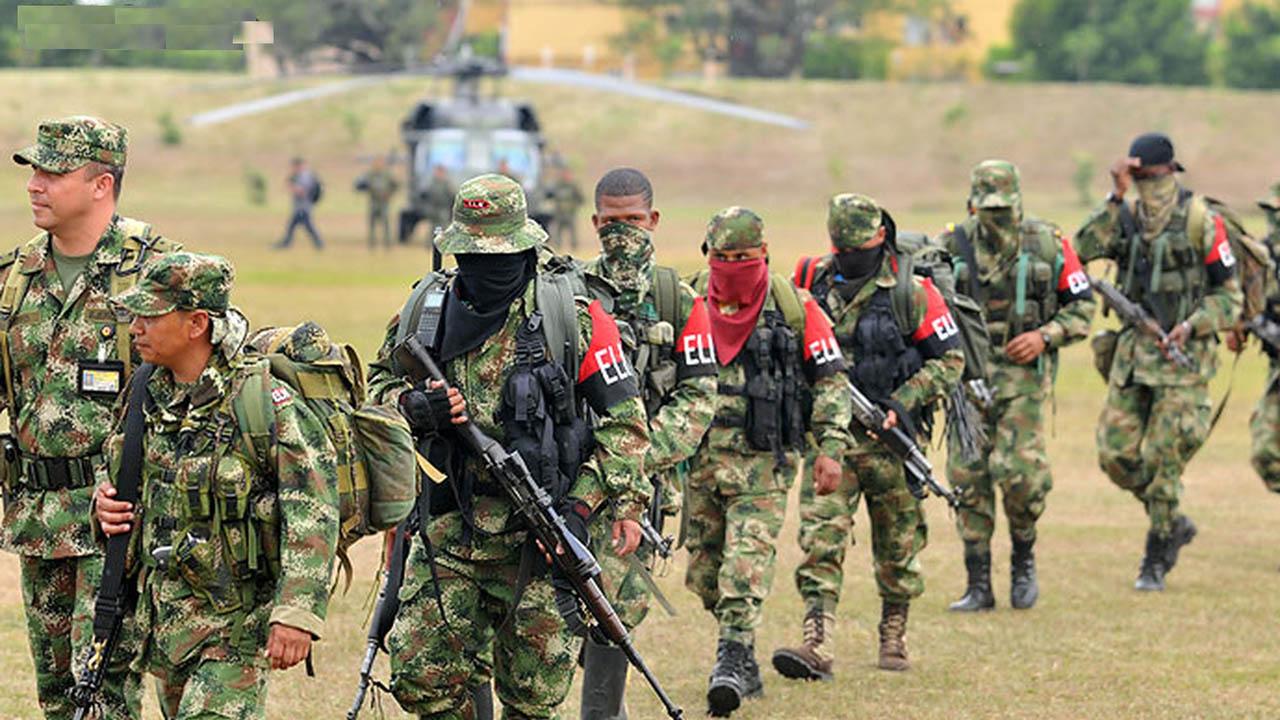 Falleció miembro del ELN durante un operativo militar en Colombia