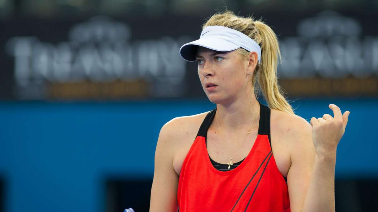 La tenista rusa competirá en el torneo de Stuttgart el próximo 26 de abril, día exacto en el que cumple su sanción por doping