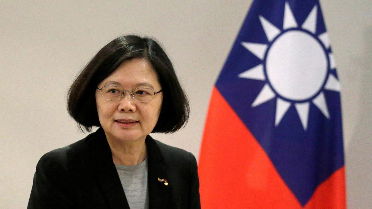 La presidenta Tsai Ing-wen reveló que envió una carta al Papa Francisco en pro de mejorar relaciones con China