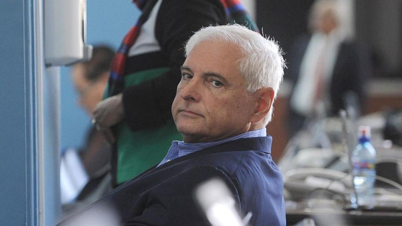 La Corte Suprema de Justicia inició las averiguaciones al ex presidente panameño por extorsión