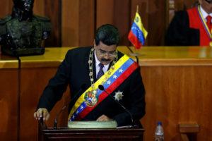Maduro calificó el 2016 como el año más duro para Venezuela en el ámbito monetario