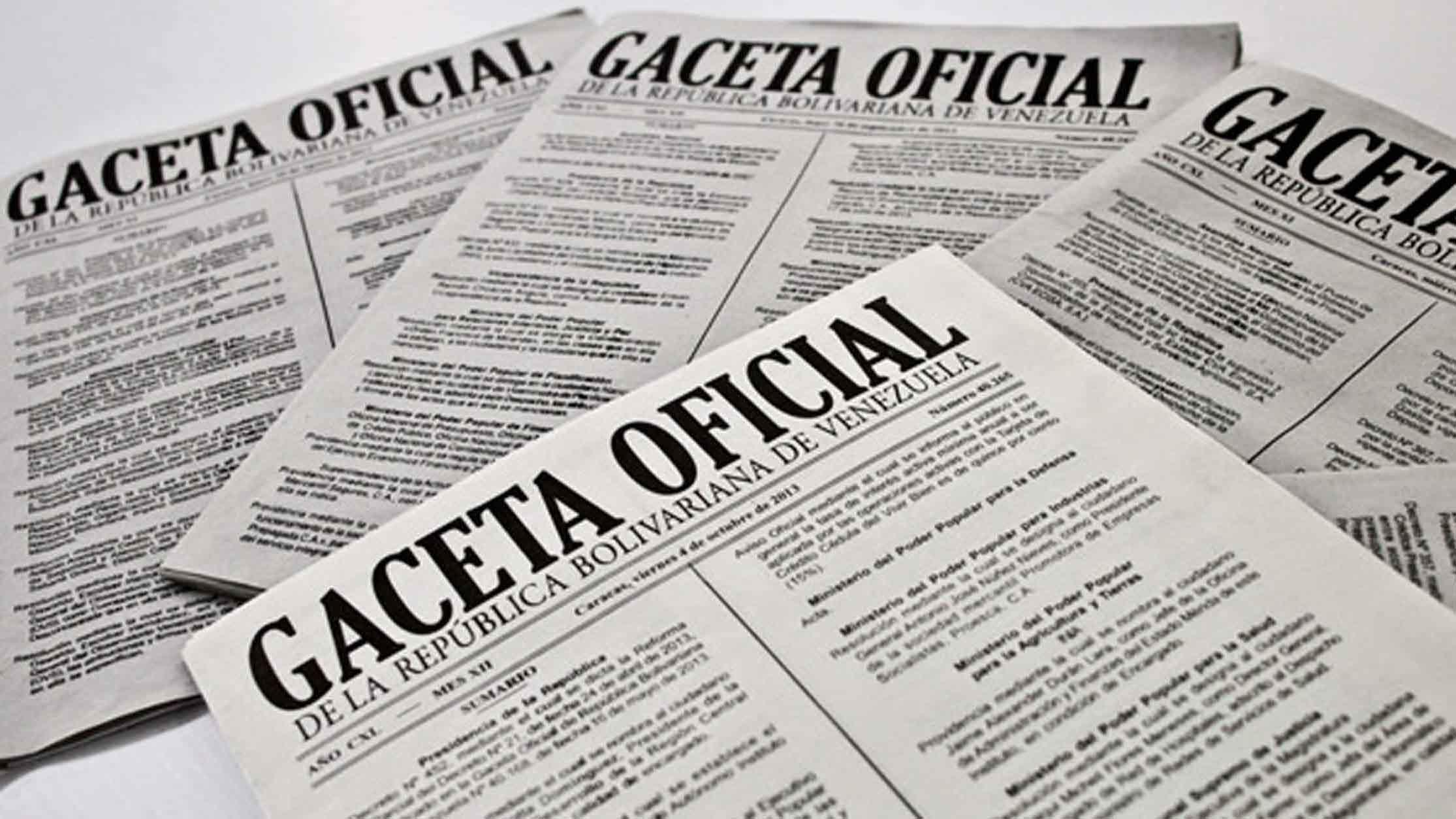 Publican en Gaceta Oficial las normas que rige la reconversión monetaria