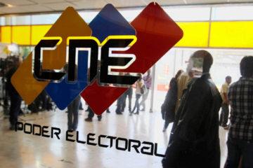 El CNE asegura que el retraso en el proceso de renovación de nómina se debe a la paralización del diálogo