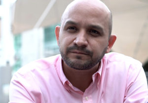 Abogado penalista y criminólogo, Luis Izquiel, en audio entrevista realizada por Doble Lllave