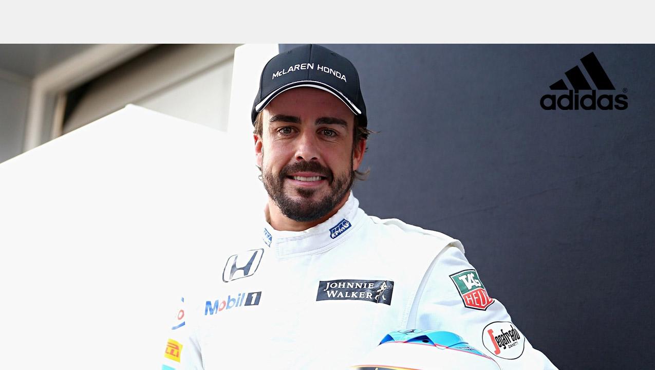 La marca alemana tiene especial atención en Fernando Alonso, actual piloto de la escudería McLaren