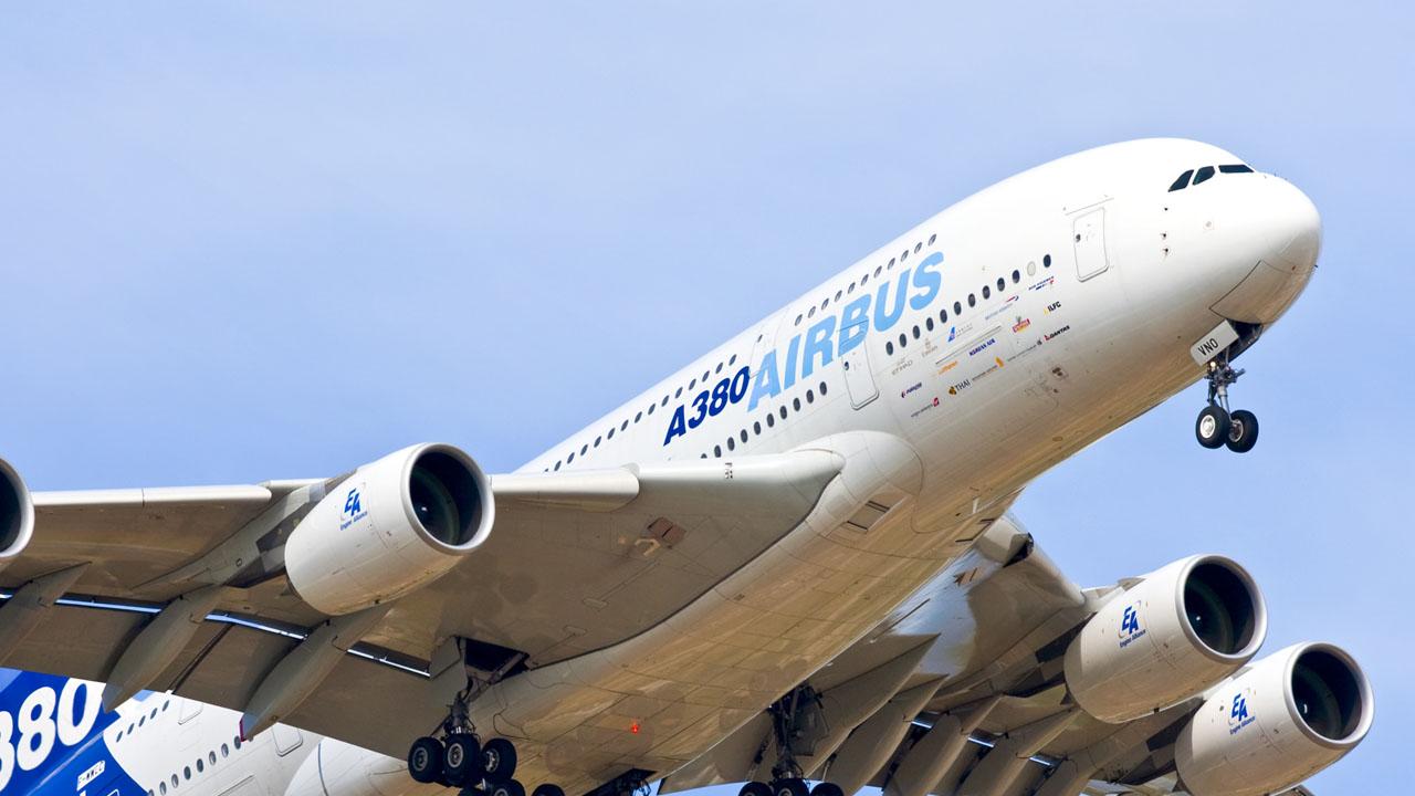 La empresa europea superó en contratos nuevos a la compañía estadounidense Boeing