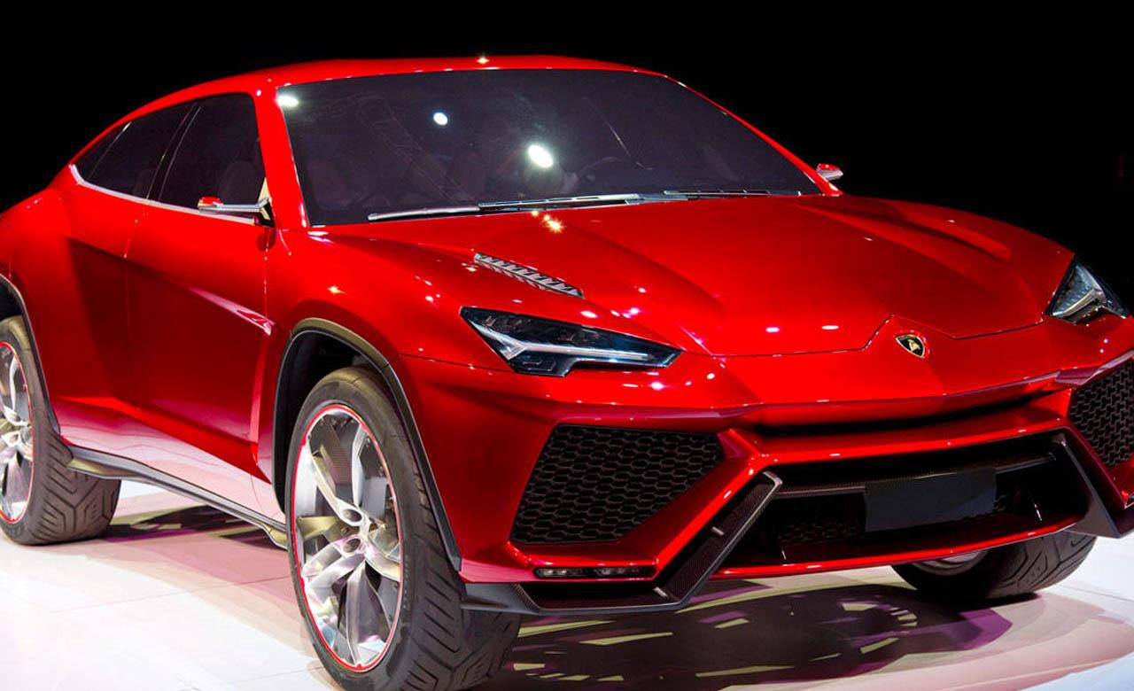 Urus es el nuevo carro de la marca