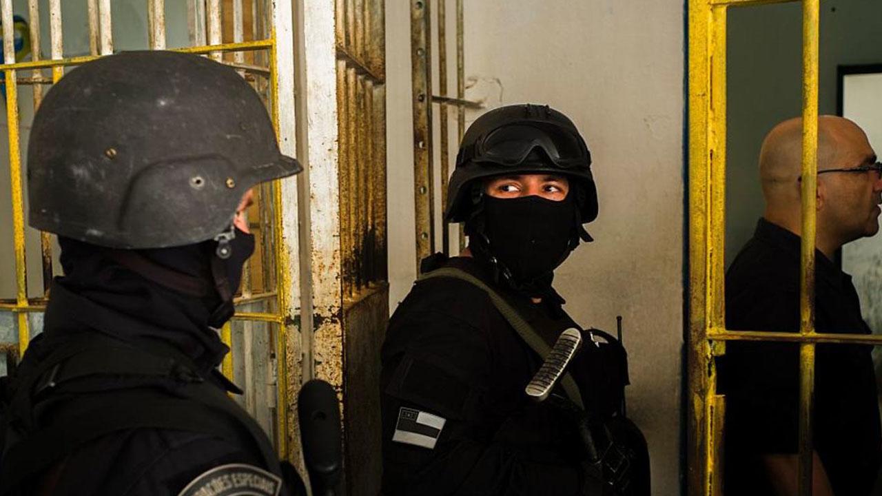 Las cárceles en Brasil están descontroladas