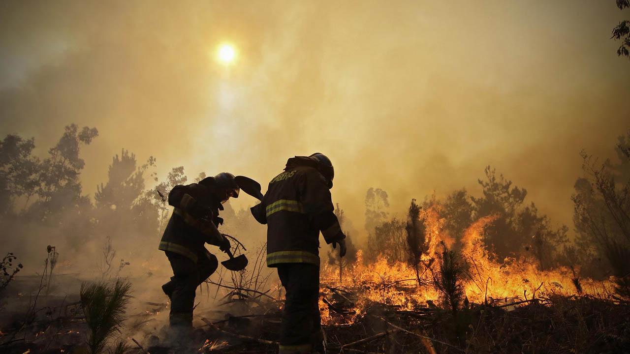 Chile esta en estado de emergencia