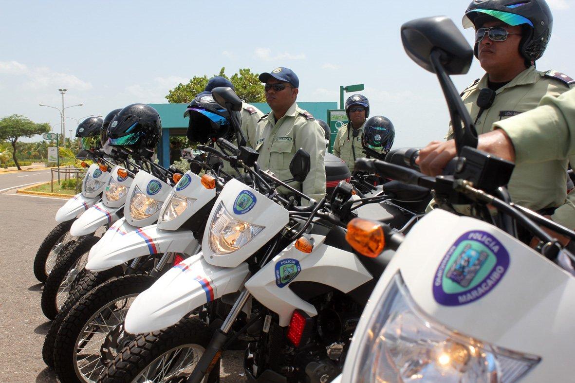 Los organismos policiales reforzarán la seguridad de Maracaibo