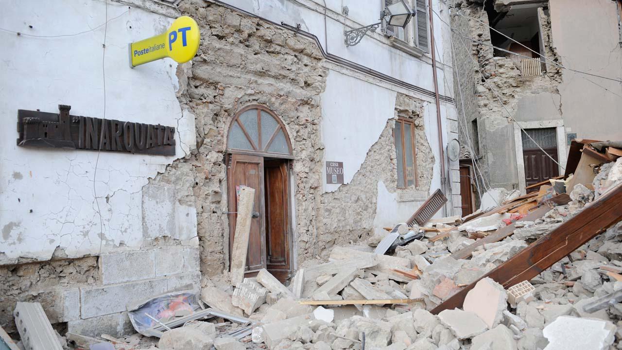 La ONG Save The Children destacó que el terremoto que se suscitó en el país europeo destruyó muchas escuelas