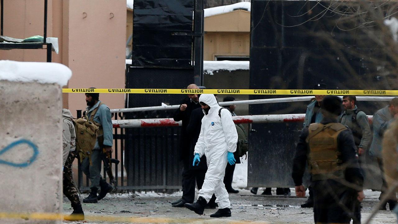 Un atacante se hizo estallar, causando que 19 personas resultaran muertas y otras 41 heridas