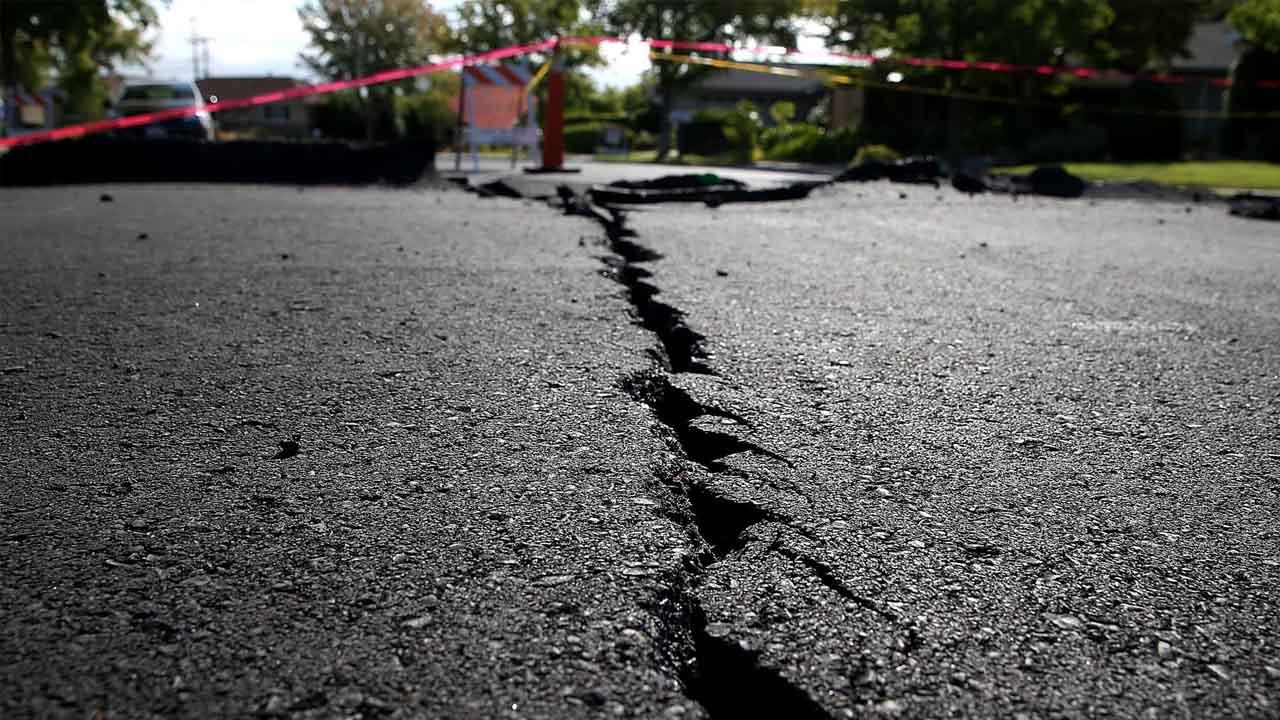 El Servicio Geológico de Estados Unidos informó que se produjo a unos 39 km al este de Padilla