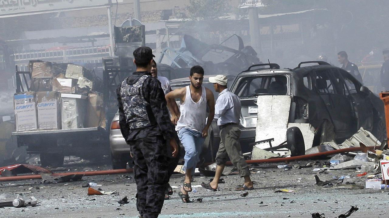 Un total de 45 fallecidos y casi 50 heridos fue el resultado de la explosión en un barrio ubicado al sur de la capital iraquí
