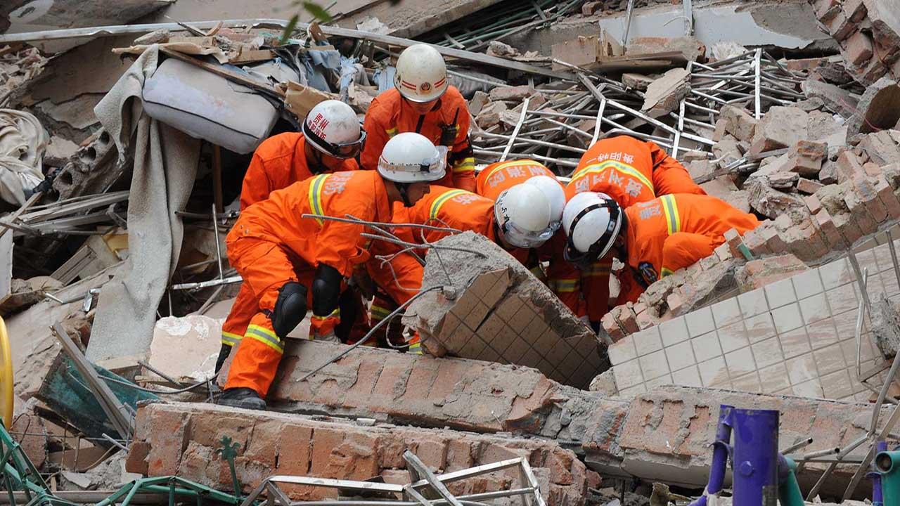 El incidente registrado en la ciudad de Wenzhou dejó un total de 9 personas sepultadas