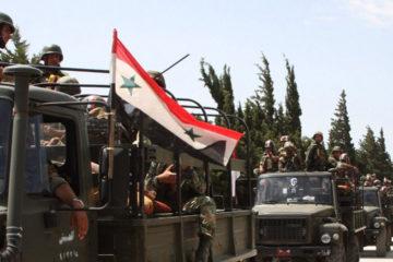 Los militares se encuentran a 20 kilómetros de la ciudad siria con el objetivo de recuperarla de las manos del EI