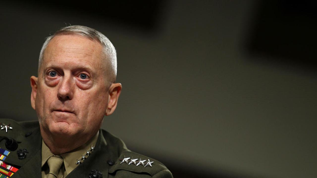 El jefe del Pentágono, James Mattis, aseguró que el país norteamericano no esta liso por ahora para cooperar con Rusia en Siria