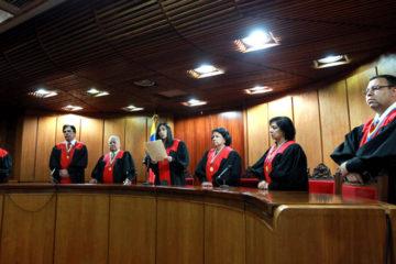El organismo llevará a cabo la sesión el próximo 3 de febrero donde presentarán el informe anual del Poder Judicial